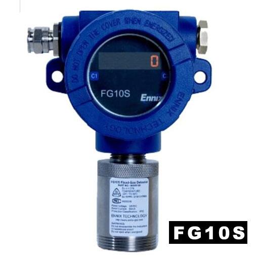 恩尼克思FG10S固定式氣體檢測儀