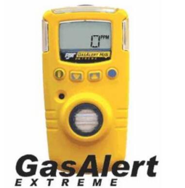 GasAlert Extreme單一氣體檢測儀(GAXT系列氣體檢測儀)