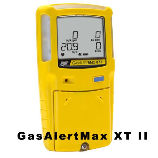 BW GasAlertMax XT II 泵吸式四合一氣體檢測儀