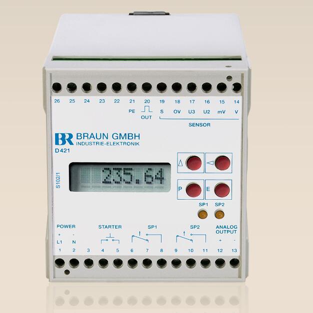 D421.51U1轉速控制器/轉速監控器/轉速模塊/百靈卡/