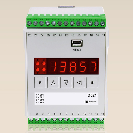 D521轉速控制器/轉速繼電器
