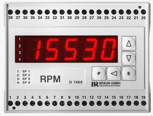 D1553.140U1德國braun 轉速百靈卡
